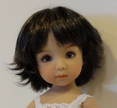 Dianna-Effner-Little-Darling-13-Vinyl-Studio-Doll-Painted-By-Artist-Geri-Uribe. SOLD for $925.00 on 7/23/14.