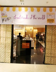 Street Food of the World at Novotel Pune