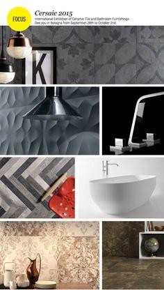 Cersaie 2015 - Ceramic Tile and Bathroom Furnishings