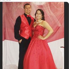 WOW!!!!!   Another STUNNING Couple.  She's totally  in her Mori Lee Ball Gown she bought from Designer Consigner Boutique.    We LOVE getting your pictures ladies, thanks for shopping with us & keep the GORGEOUS Pictures coming.   We can't get enough