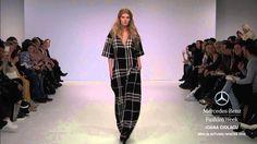 IOANA CIOLACU: Mercedes-Benz Fashion Week Berlin AW 2015 Fall Winter, Autumn, Mercedes Benz, Berlin, Dresses With Sleeves, Long Sleeve, Collection, Videos, Fashion
