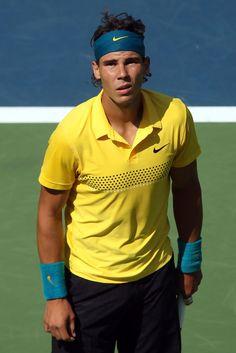 Rafael Nadal - US Open Day 7