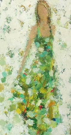 Bohemian Summer by Holly Irwin | #dkGallery | Marietta, GA | www.dkgallery.us | SOLD
