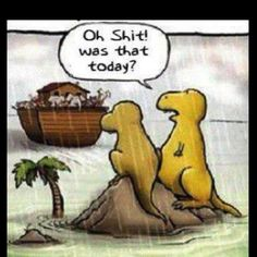What really happened to the dinosaurs...