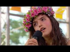 """Angelina Jordan """"Back to Black"""" Cover, with KORK, improvised lyric. Angelina Jordan, Music Love, Love Songs, American Talent Show, Unchained Melody, Cant Help Falling In Love, Jazz Festival, Black Cover, Beautiful Songs"""