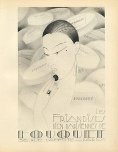 Fouquet 1928 Wurci / Robert Falcucci (1900 - 1989)