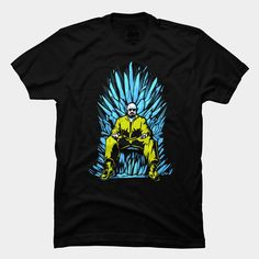 Game Of Chemistry T Shirt By Jimiyo Design By Humans