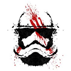 First order stormtrooper finn helmet by eric carpenter at for Tattoo shops gainesville ga