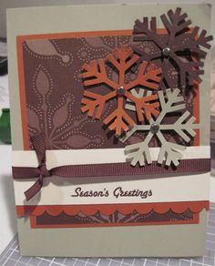 CC132 Holidays by Beeker - Cards and Paper Crafts at Splitcoaststampers