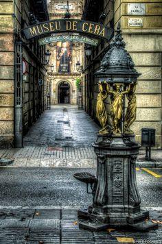 Museu de cire Barcelona