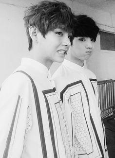 Bangtan Boys - Taehyung & Jungkook