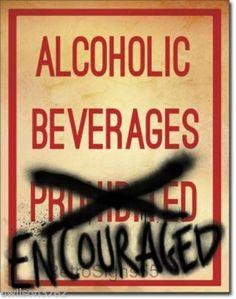 Alcoholic-Beverage-Encouraged-Tin-Sign-Funny-Man-Cave-Dorm-Room-Garage-Beer-Gift