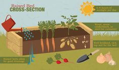 45 Best Of Raised Garden Bed Kits Ultimate Buying Guide Raised Garden Bed Plans, Building A Raised Garden, Raised Beds, Outdoor Projects, Garden Projects, Diy Projects, Homestead Survival, Diy Bed, Container Gardening