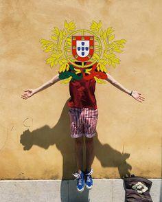 .  Portugal #TiagonoPortugaldomundo .