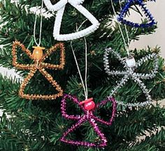 Easy angel crafts, for kids and toddlers to make, using paper plates, folded paper, pipe cleaners.Sunday school ideas for making angel crafts. Angel project ideas for adults, Christmas angel ornament
