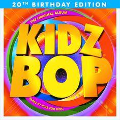 KIDZ BOP 1 (20th Birthday Edition) - Vinyl [Pre-Order]