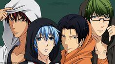 KnB: Seirin vs Shotouku