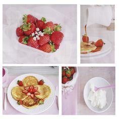 Pancakes de ricotta