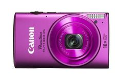 Canon PowerShot ELPH 330 HS 12.1 MP Wi-Fi Enabled CMOS Digital Camera with 10x Optical Zoom 24mm Wide-Angle Lens and 1080p Full HD Video (Pink) by Canon, http://www.amazon.com/dp/B00B5HE45E/ref=cm_sw_r_pi_dp_PpHdrb06HH94Y