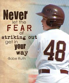8f78af14209b94 good softball or baseball quote