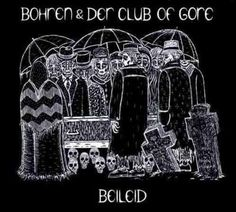 Bohren & Der Club of Gore - Beileid, Grey