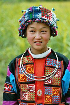 Asia - Vietnam  / Lo lo girl by Rudi Roels, via Flickr