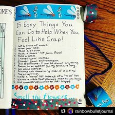 Good thing to have! Repost @rainbowbulletjournal