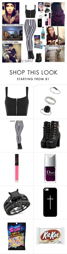 """✖ Like a river flows surely to the sea, Darling, so it goes. Some things are meant to be. Take my hand, take my whole life, too. For I can't help falling in love with you. ✖"" by blueknight ❤ liked on Polyvore featuring WearAll, Miss Selfridge, NARS Cosmetics, Christian Dior, Casetify and Hard Candy"