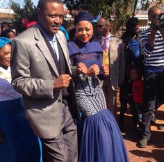 Tokelo Rantie and Diski Divas star Gigi's traditional wedding (PHOTOS) - Sowetan LIVE