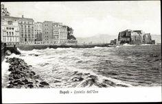 Napoli Campania, Castello dell'Ovo