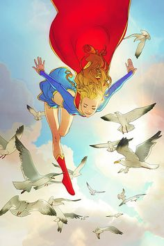 JOSHUA MIDDLETON - Supergirl one of my favorite characters.