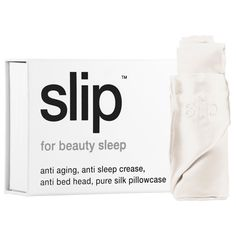 Shop Slip Beauty's Queen Silk Pillowcase at Sephora. The antiaging queen-size sleep pillow case is made of the highest grade mulberry silk for the ultimate beauty sleep.