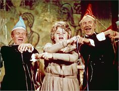 Happy 1972 New Year's with the Poseidon Adventure gang - Red Buttons, Shelley Winters and Jack Albertson Carol Lynley, The Poseidon Adventure, Shelley Winters, Disaster Movie, Ensemble Cast, Hollywood Cinema, Adventure Film, Best Supporting Actor, Voice Actor