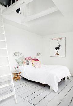 Wit op wit - 10x Slaapkamer-inspiratie - Nieuws - Lifestyle