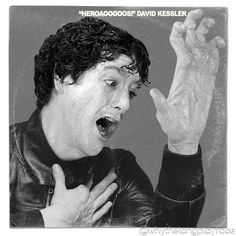 American Werewolf in London (David Kessler) / David Bowie Heroes Vinyl Mash Up Album Parody Art Print by Whthelongplayface #mashup #photoshop #parody #album #cover #lp #record #vinyl #scifi #nerd #music #movie #geek #funny #movies #film #movie #films #mashupart #onesheet #cinema #albumcover #album #cover #lp #record #vinyl #80smovies #80s ##whythelongplayface #davidbowie #heroes #bowie #americanwerewolfinlondon #davidkessler #johnlandis #horror #werewolf #bewarethemoon