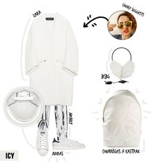 Blank coffeebeans by @chiara_rigoni - COFFEEDENTIAL http://www.coffeedential.co/insides/get-blank-look/ #white #look #outfit