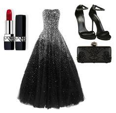 """Hochzeit 💍"" by leann-marie2003 on Polyvore featuring Mode, Gucci, Alexander McQueen und Christian Dior"