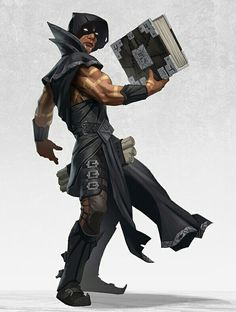 Human male inquisitor - pathfinder pfrpg dnd d&d fantasy Fantasy Warrior, Fantasy Rpg, Fantasy Artwork, Dark Fantasy, Fantasy Male, Fantasy Weapons, Fantasy Character Design, Character Concept, Character Inspiration