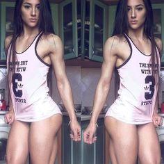 Female Form #StrongIsBeautiful #Motivation #WomenLift2 Nabieva Bakhar