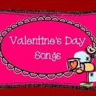 valentine's day songs esl