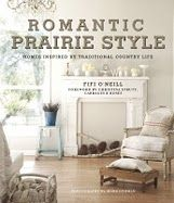 romantic prairie style~Available now at American Home & Garden in Ventura CA
