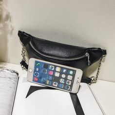 980ed5426961 Fashion 2018, Women's Fashion, Over The Shoulder Bags, Tas Kulit, Leather  Chain