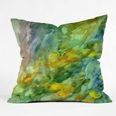 Rosie Brown Beyond The Sea Throw Pillow | DENY Designs Home Accessories