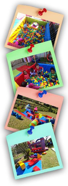 Soft play hire in South Africa