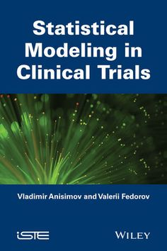 Statistical Modeling in Clinical Trials (1848212143) cover image