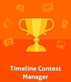 free facebook timeline contest