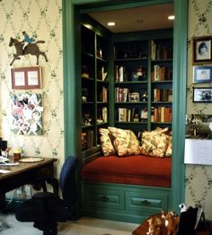 another reading nook idea
