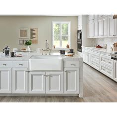 Blanco CERANA II Farmhouse Apron-Front Fireclay 30 in. Single Bowl Kitchen Sink with Grid in White – Unique Farmhouse Sink Apron Sink Kitchen, Single Bowl Kitchen Sink, Kitchen Sinks, Condo Kitchen, Kitchen Islands, Kitchen Reno, Kitchen Backsplash, Fireclay Farmhouse Sink, Farmhouse Sinks