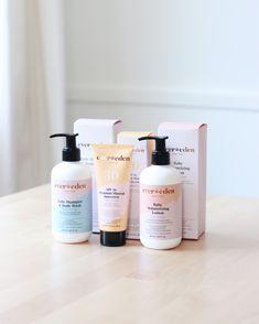 25f65de227982 A new non-toxic baby skincare line! Baby Skin Care