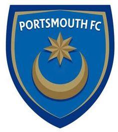 Play Up Pompey. British Football, English Football League, Uk Football, Portsmouth England, Sports Team Logos, Team Mascots, 2 Logo, Great Logos, Chicago Cubs Logo